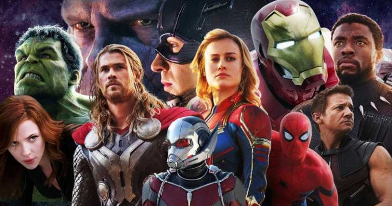 A Look at Marvel and Upcoming Marvel Movies