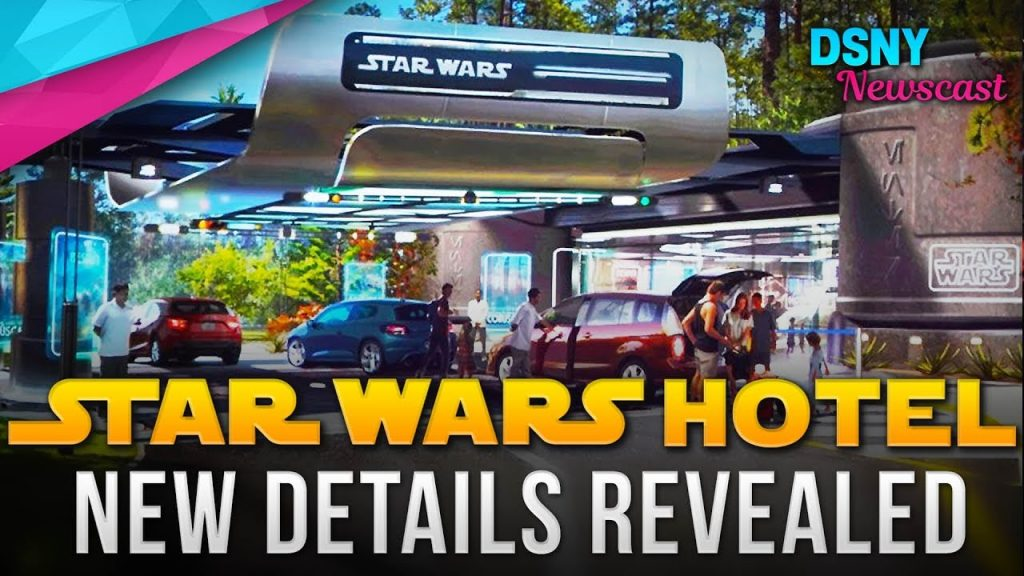 Disney's Star Wars Hotel