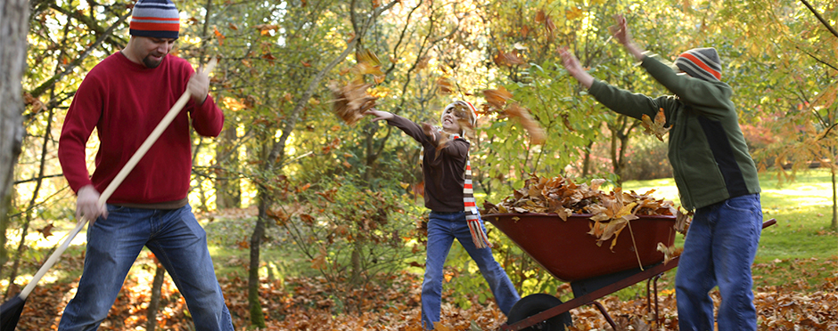 Fun Ways to Stay Active this Fall