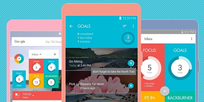 These Apps Will Improve Your Productivity and Keep You Motivated