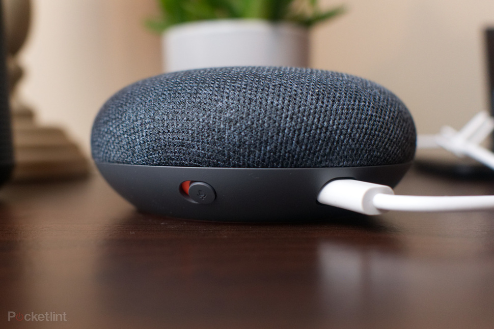 New Google Home Mini