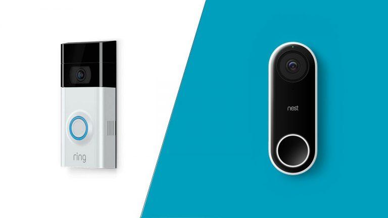 video doorbell security