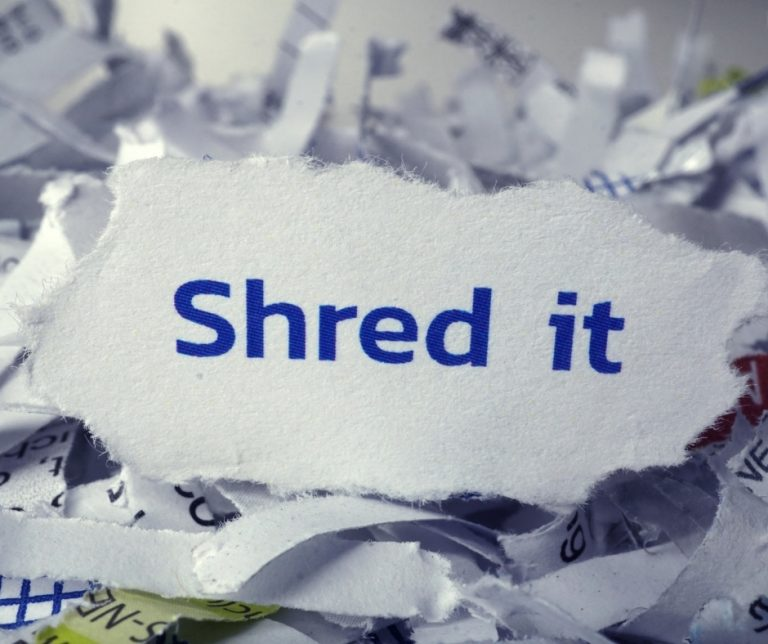 shredding company